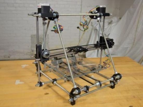 3D принтер Reprap Mendel-3