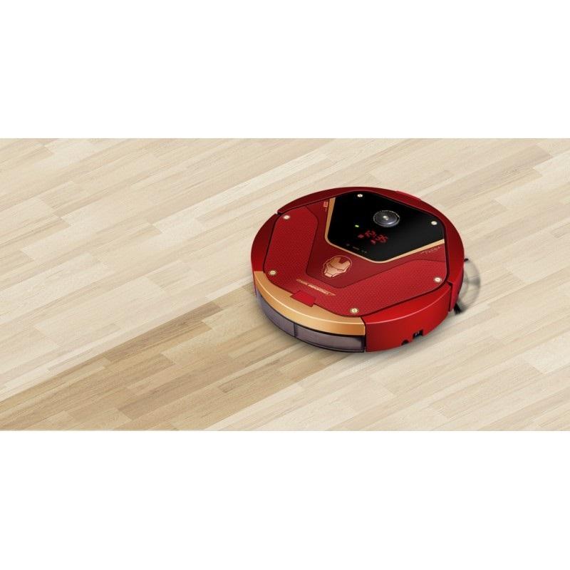 Робот-пылесос iCLEBO Arte IronMan Edition-3