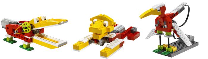Перворобот LEGO Wedo Education-2