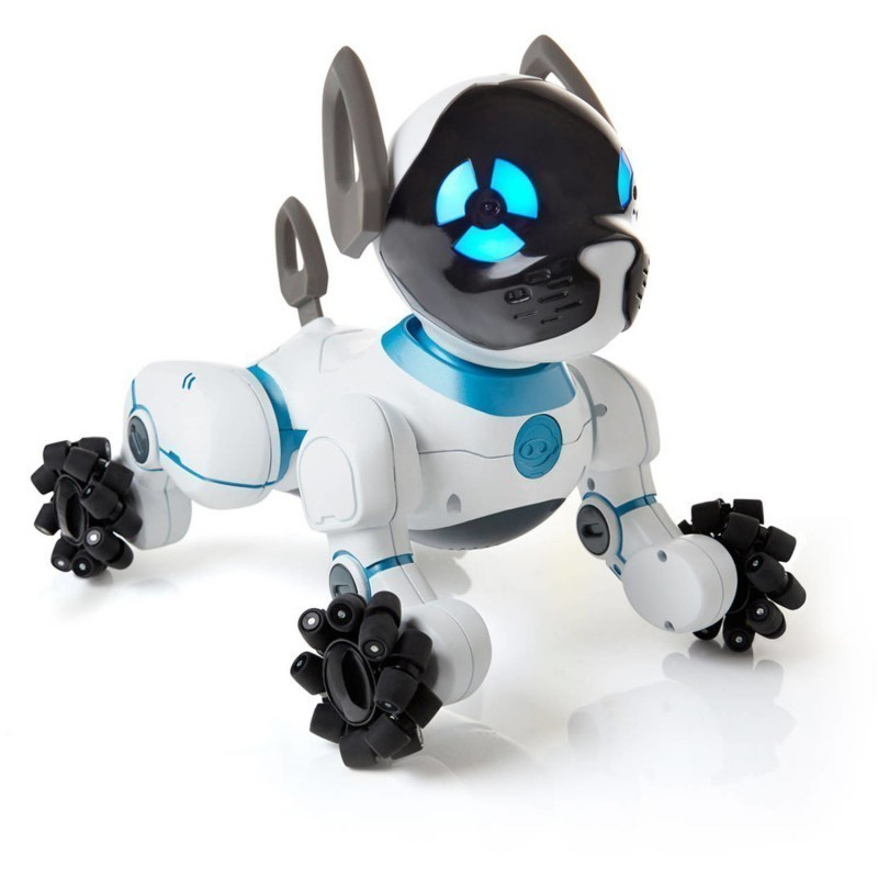 Интерактивная собака CHIP WowWee-1
