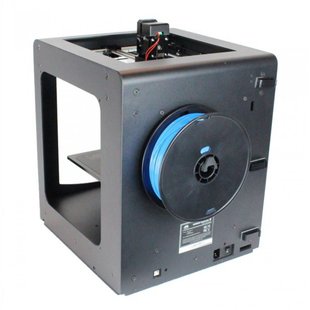 3D принтер Wanhao Duplicator 6 PLUS в корпусе-3