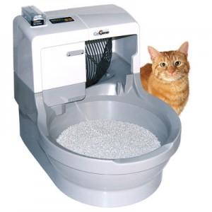 Робот туалет для кошек — CatGenie 120-2