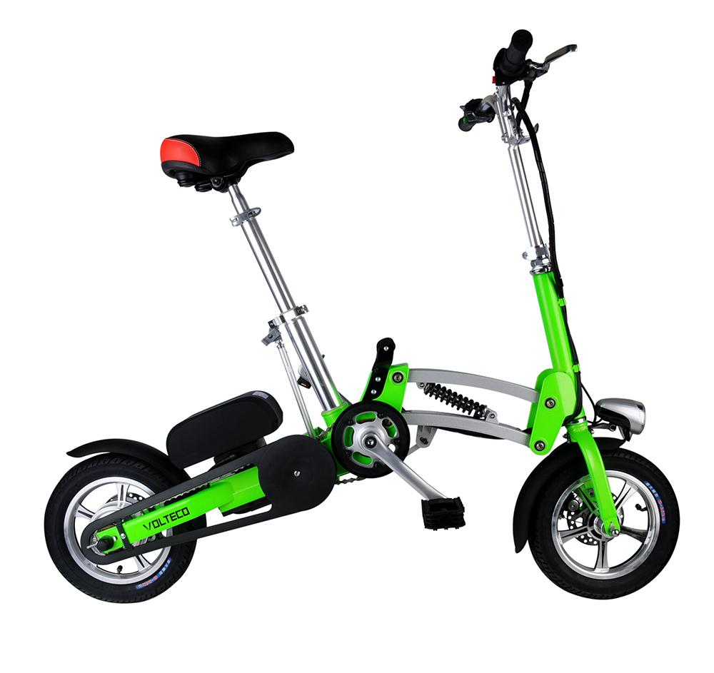 Электровелосипед SHRINKER II-3