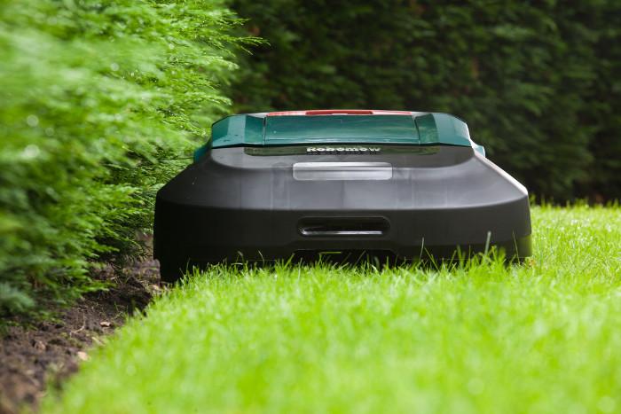 Робот-газонокосилка Robomow RS 612-4