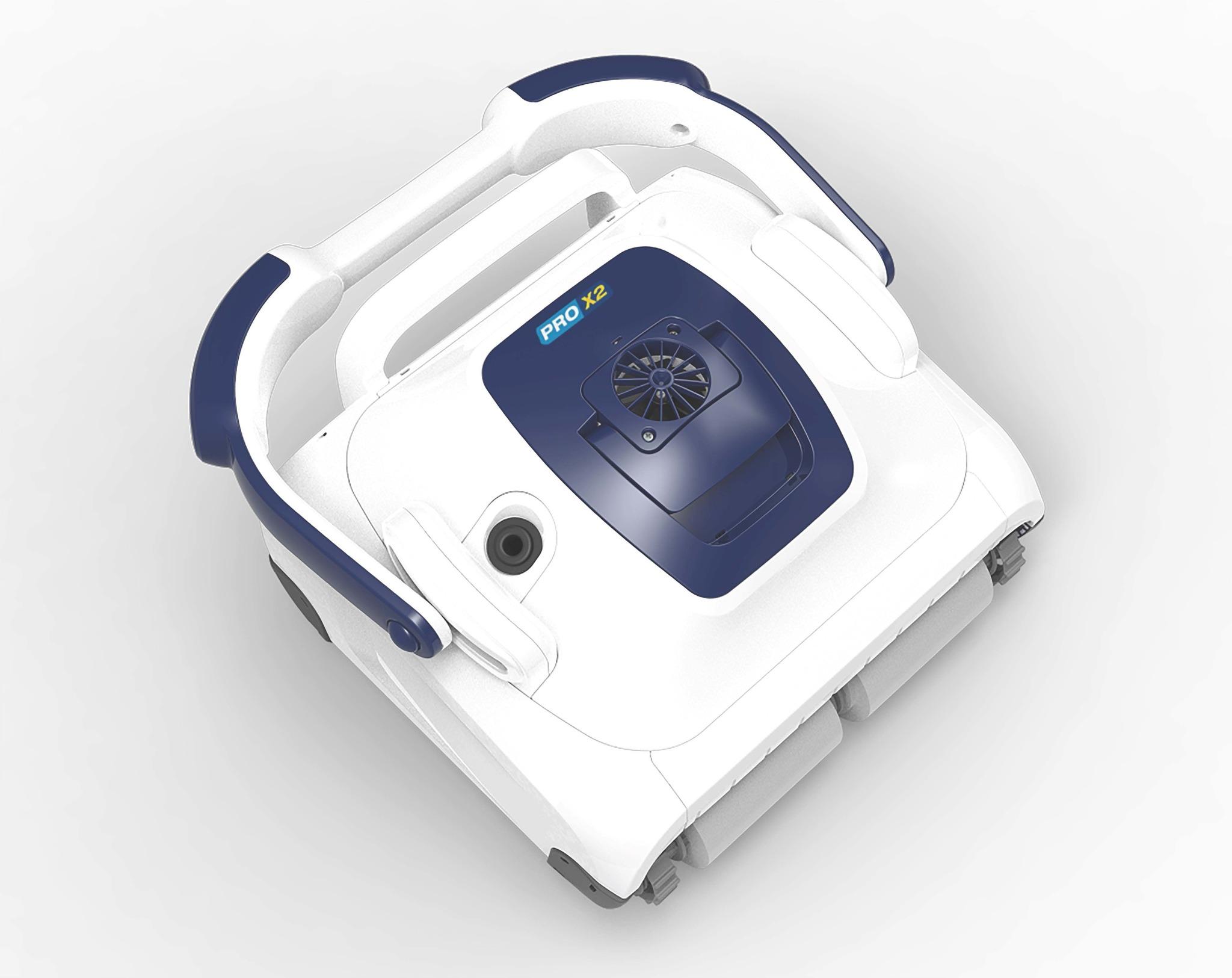 AQUABOT Pro X2 Bluetooth робот пылесос для бассейна-1
