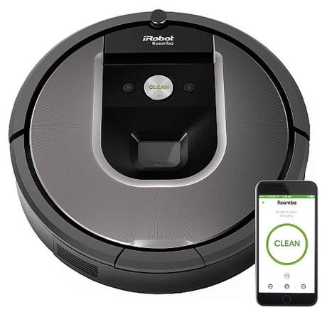 Робот-пылесос iRobot Roomba 960-4
