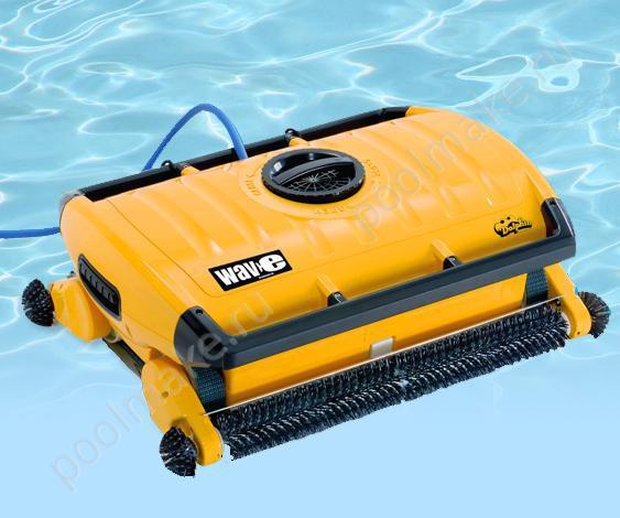 Робот для бассейна Dolphin Wave 300 XL-3