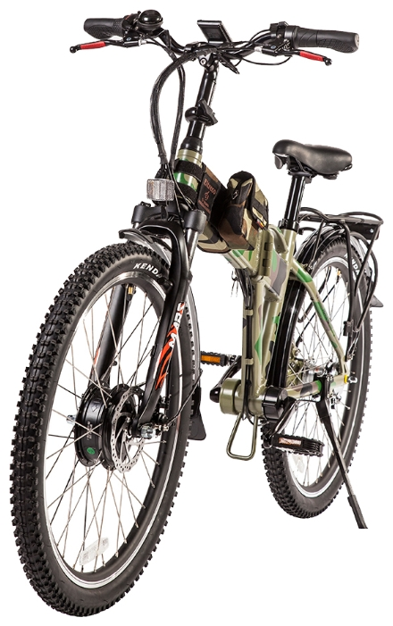 Электровелосипед Eltreco Patrol Кардан 26-2
