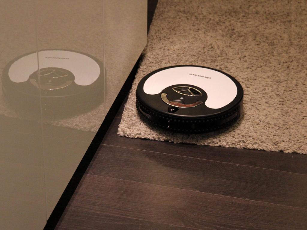 Робот-пылесос Сlever & Clean  Zpro-series Z10 II-2