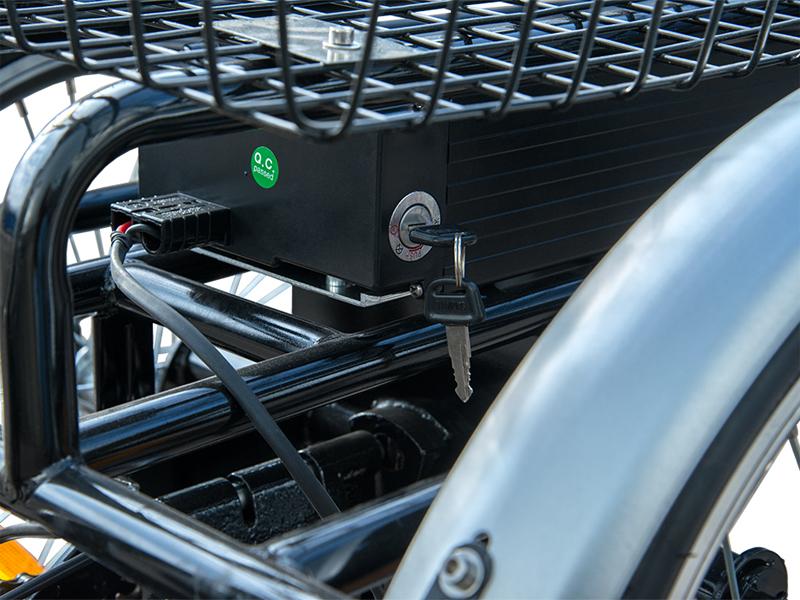 Электроцикл Wellness FAZENDA 500-7