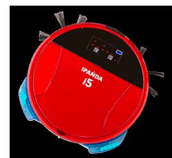 Робот-пылесос Panda i5 Red-1