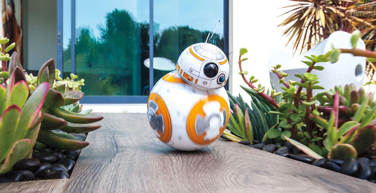 Робот-дройд BB-8-5
