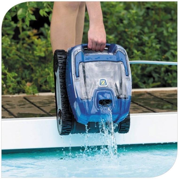 Робот для бассейна Zodiaс TornaX PRO RT 2100-1