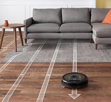 Робот-пылесос iRobot Roomba 960-5