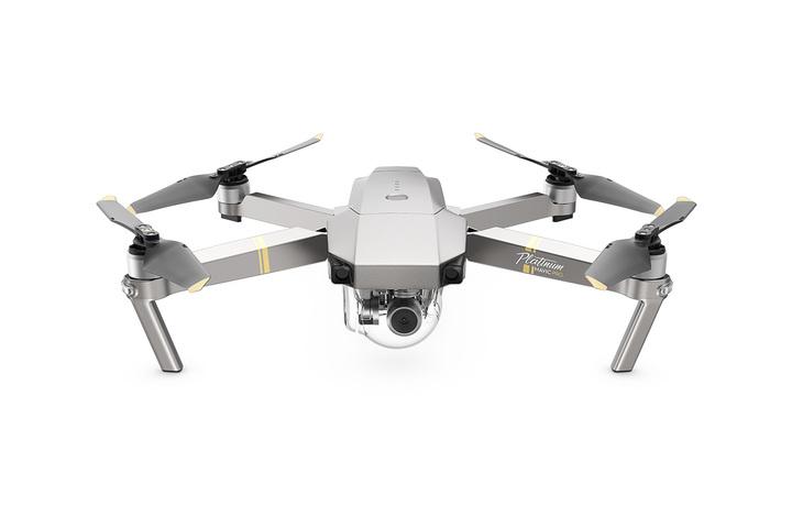 Квадрокоптер DJI Mavic Pro Platinum-5