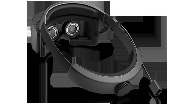Очки виртуальной реальности HP Windows Mixed Reality Headset-3