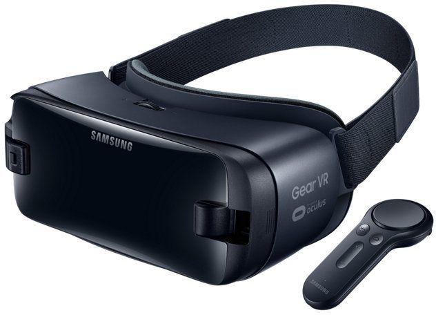Очки виртуальной реальности Samsung Gear VR (SM-R325)-1