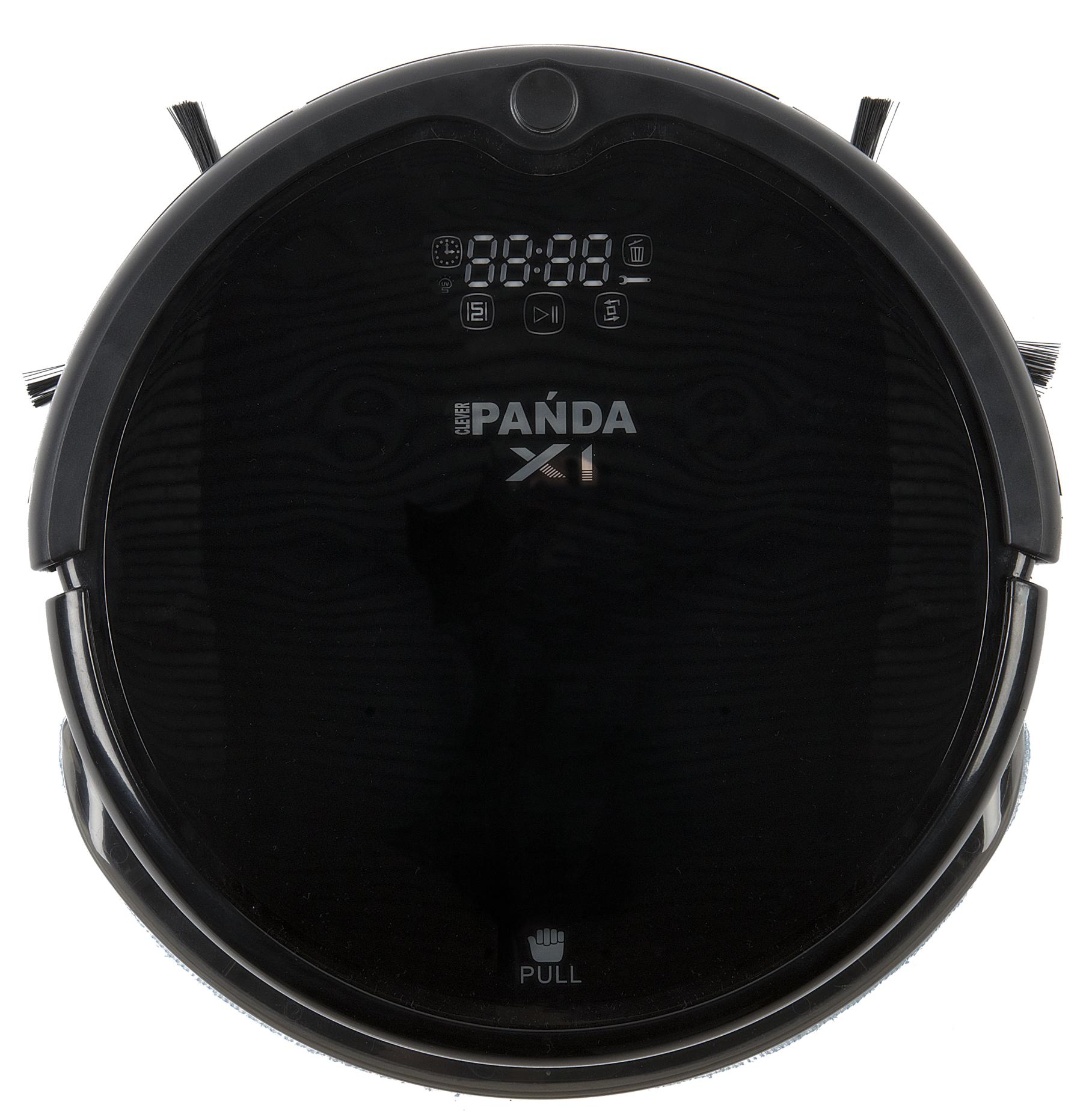 Робот-пылесос Panda X1 Black-1