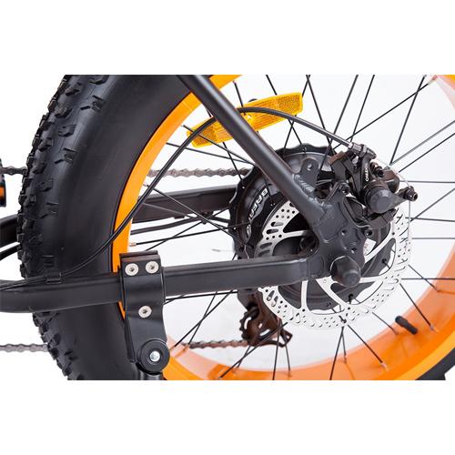 Велогибрид CYBERBIKE FAT 350W-3