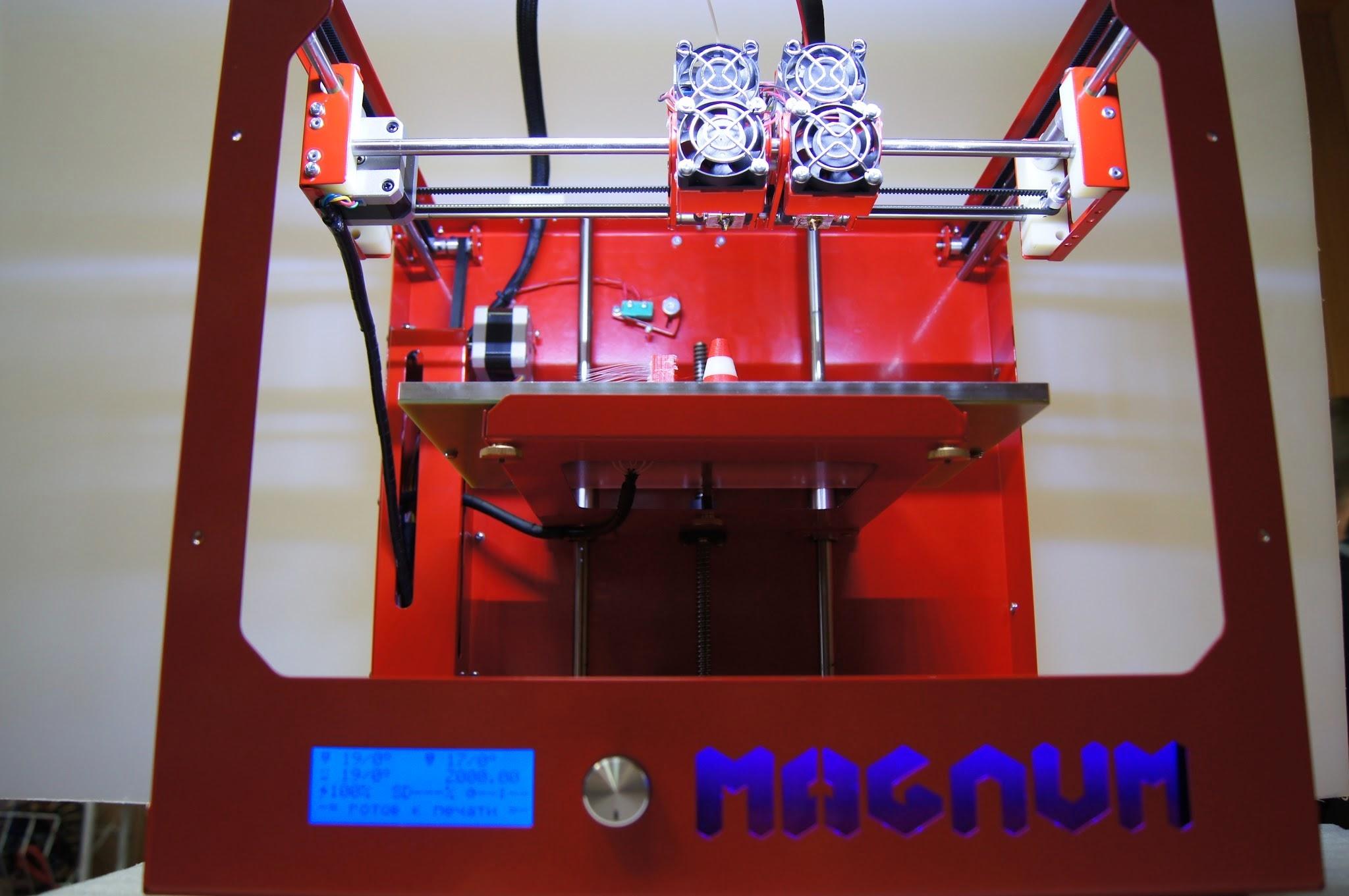 3D принтер Magnum creative 2 pro-2