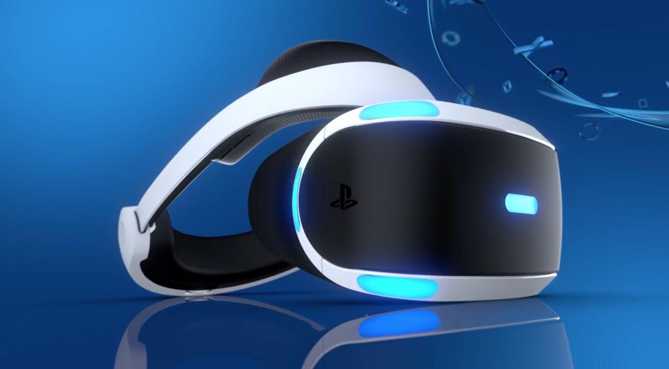 Очки виртуальной реальности Sony PlayStation VR-3