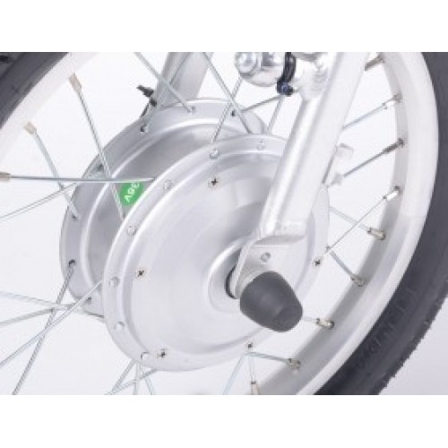 Электровелосипед ECOFFECT Cameo shrinker-5