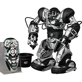 Робот Robosapien (хром)-2