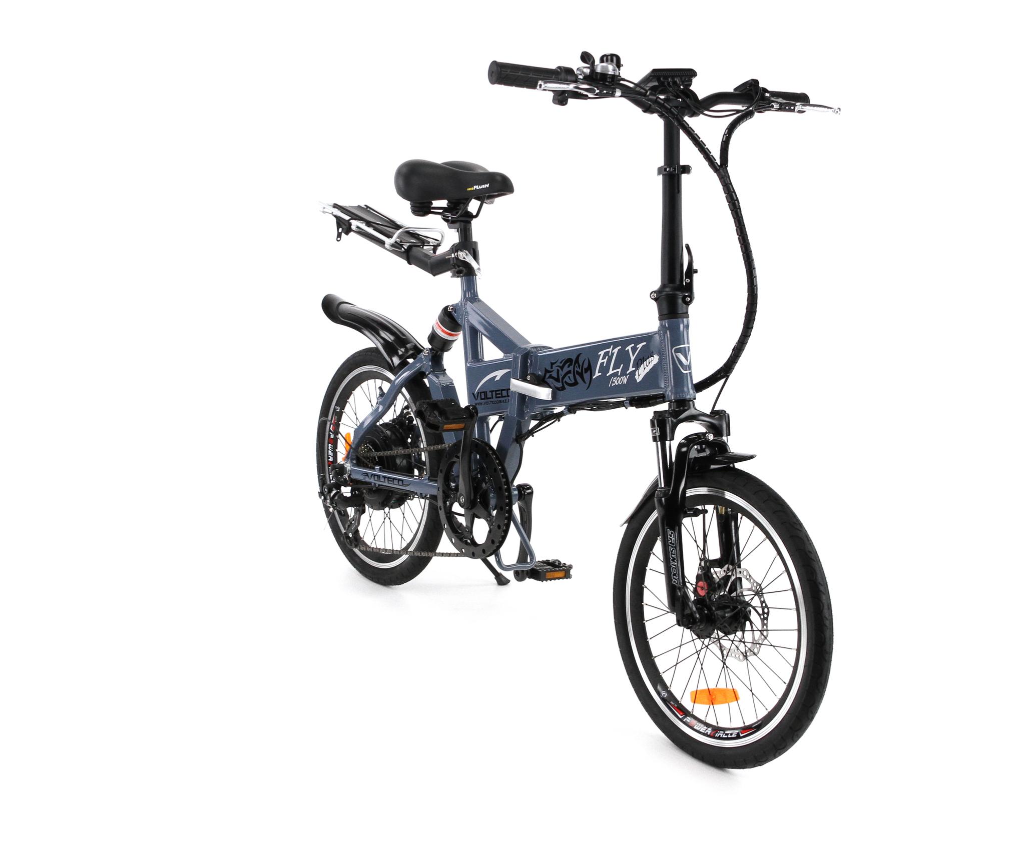 Электровелосипед Volteco Fly Plus 500 (2015)-2