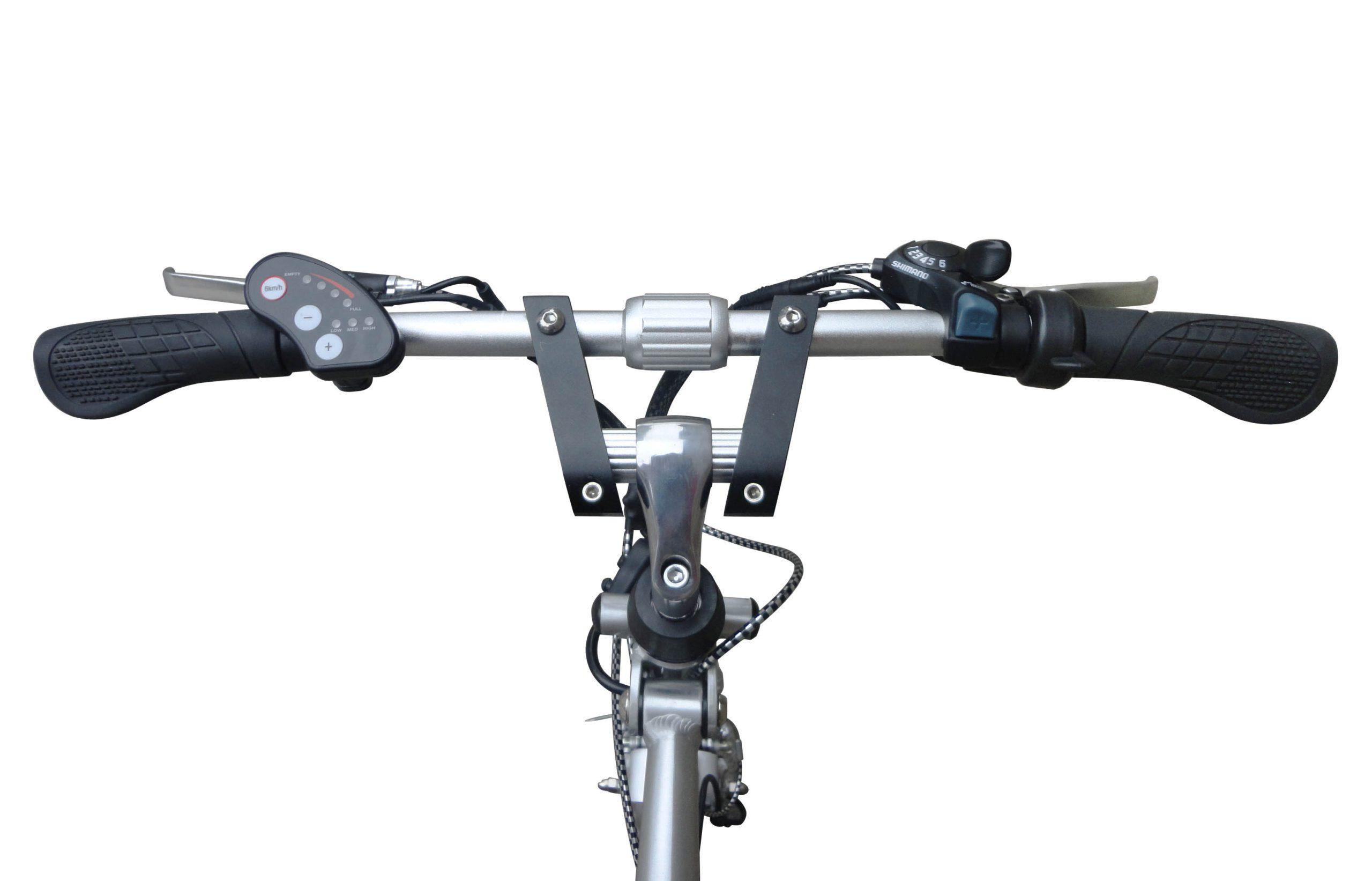 Электровелосипед VOLTECO ESTRIDA II-4