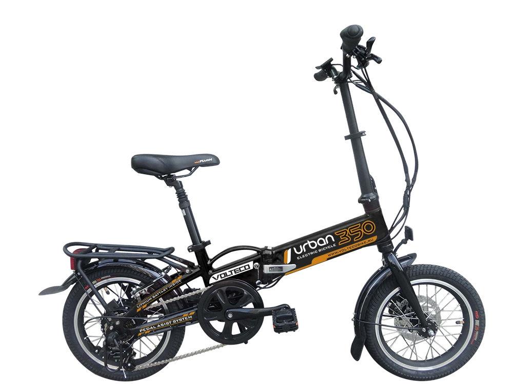 Электровелосипед Volteco Urban 350-4