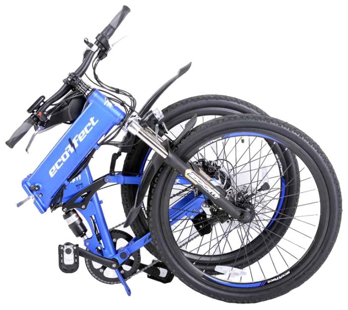 Электровелосипед Ecoffect H-Slim 26-5