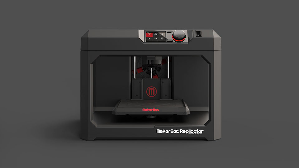 3D принтер MakerBot Replicator-2