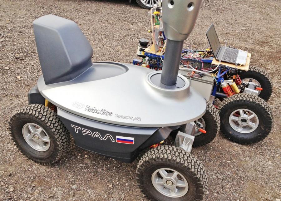 Робот Трал Патруль 4.0-5
