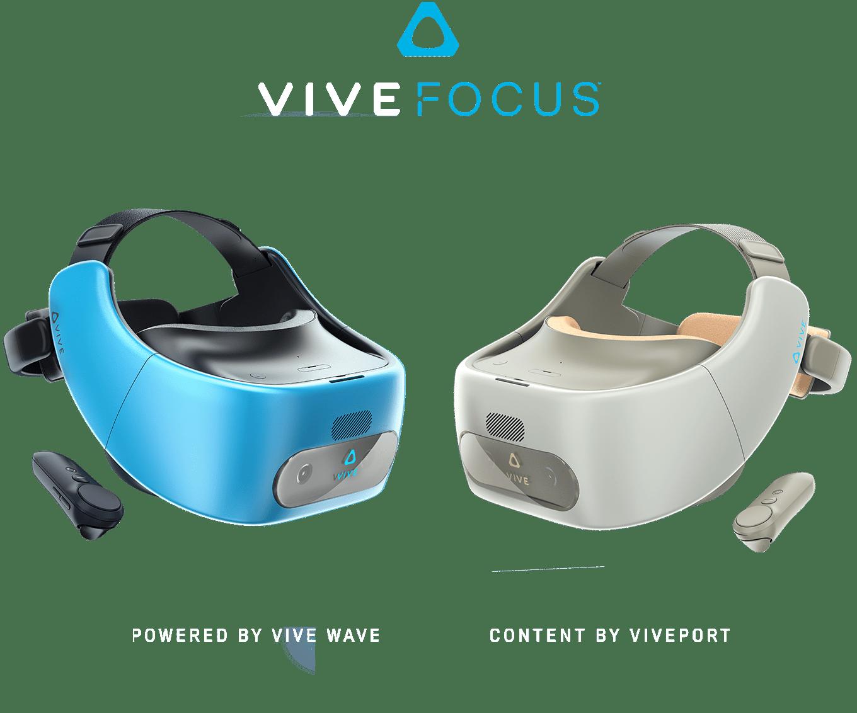 Очки виртуальной реальности HTC Vive Focus-1