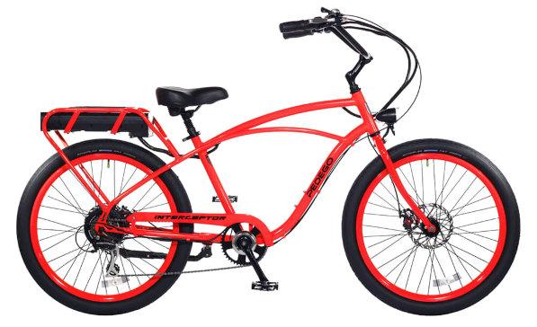 Электровелосипед PEDEGO INTERCEPTOR CLASSIC BLUE-3
