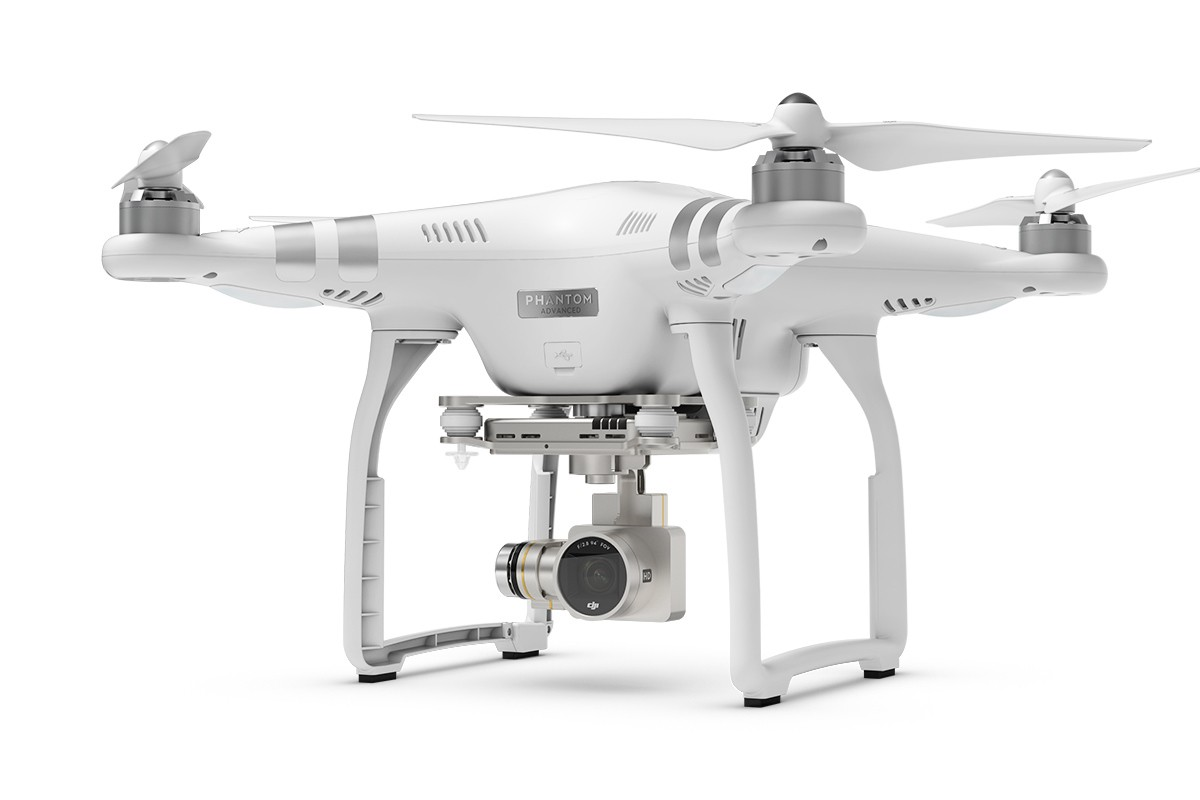 Квадрокоптер DJI Phantom 3 Advanced-2