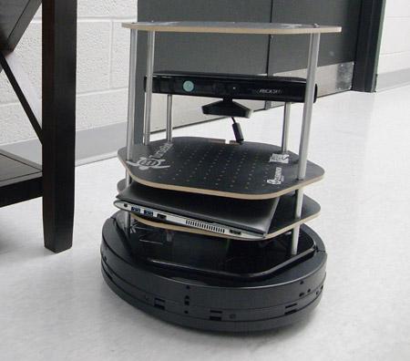 Робот для образования Turtlebot 2-3