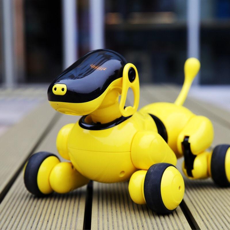 щенок-робот  Дружок-2