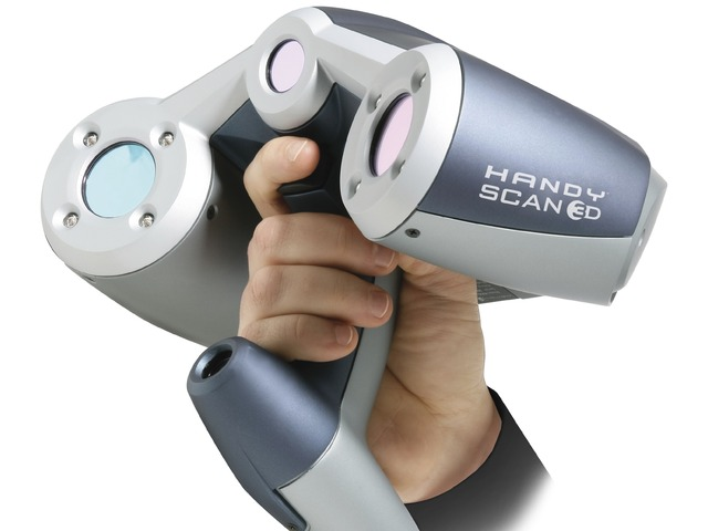 3D сканер Creaform Handyscan EXAscan-4