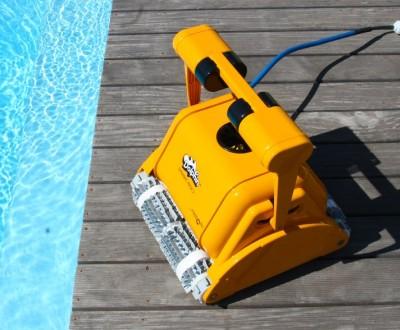 Робот для бассейна Dolphin Dynamic PRO X2-4