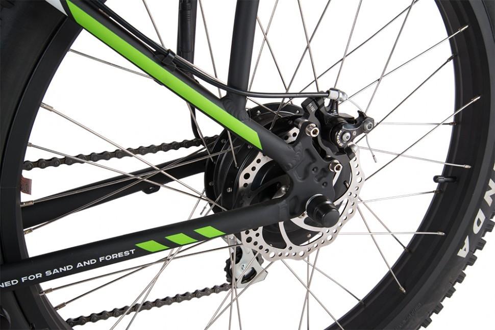 Электровелосипед Volteco Pedeggio Dual-3