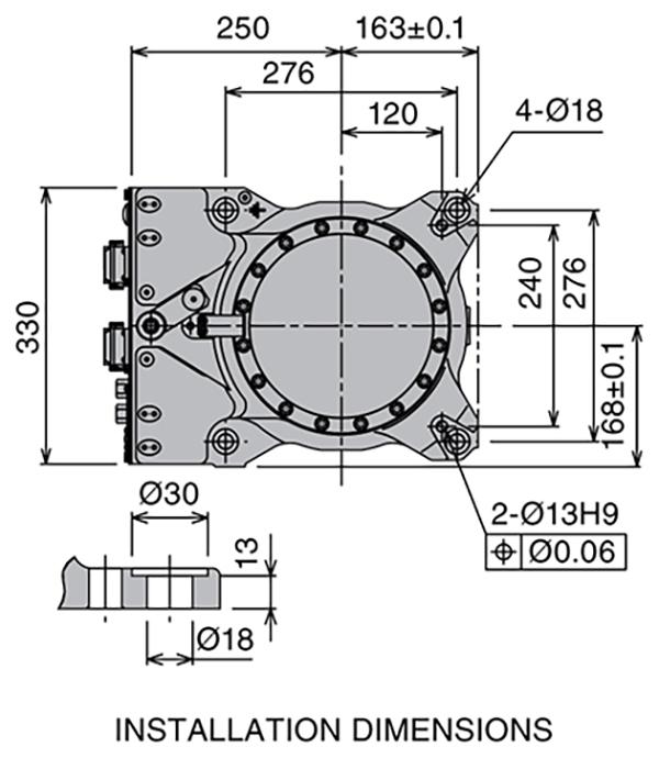 Промышленный робот Kawasaki RS010L-4