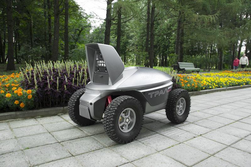 Робот Трал Патруль 4.0-3