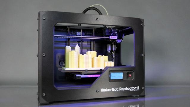 3D принтер MakerBot Replicator 2X-6