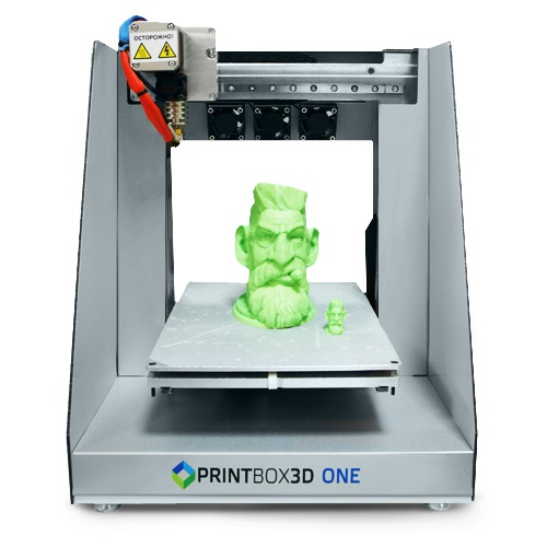 3D принтер PrintBox 3D One-6