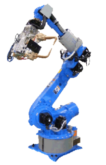 Промышленный робот Motoman ES200D WSH-1