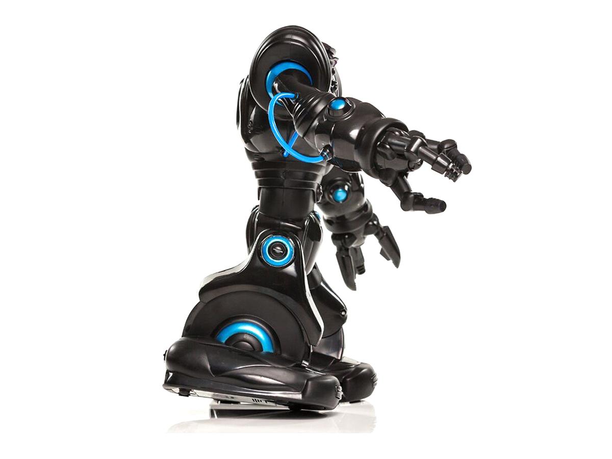 Робот человечек Robosapien Blue WowWee 8015-1