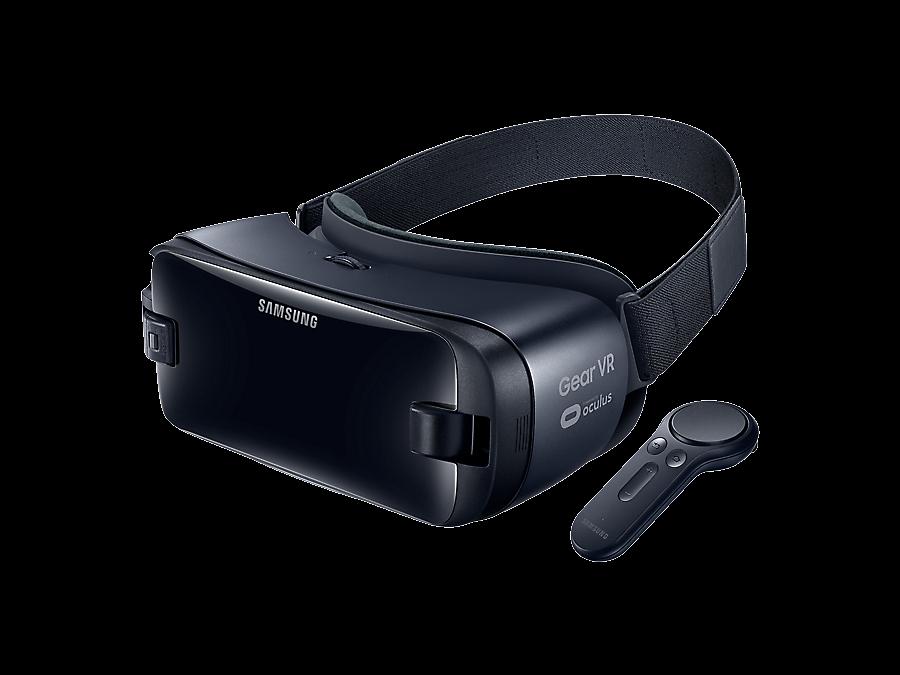 Очки виртуальной реальности Samsung Gear VR (SM-R324)-2