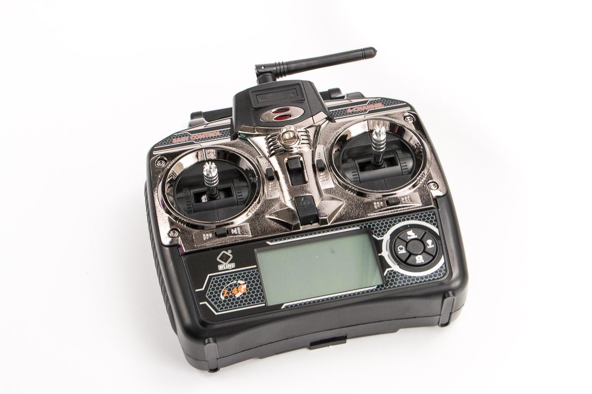 Квадрокоптер WL Toys V656-3