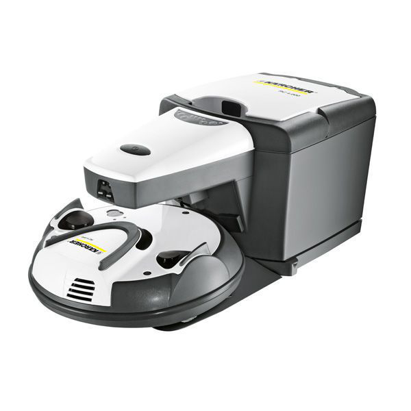 Робот-пылесос Karcher RoboCleaner RC 4000-1